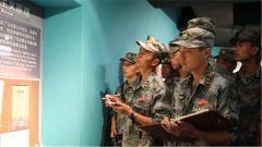 陆军第82集团军某旅:立起初心标尺  树好党员形象