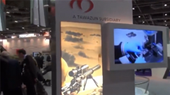 可在500米外擊中無人機 新型激光加特林機槍威力巨大