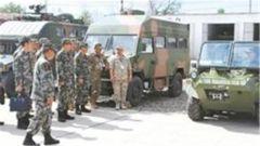 中哈吉俄塔共同組織年度邊境裁軍履約核查