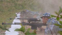 海军陆战队某旅:狙击手直升机上精准狙杀