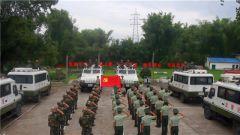 武警云南總隊德宏支隊舉行紀念建黨98周年活動