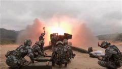 陸軍第75集團軍某旅:實彈射擊考核 錘煉炮兵作戰核心能力