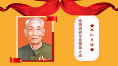 軍隊系統全國誠實守信模范人選:周智夫