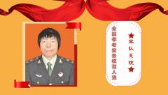 軍隊系統全國孝老愛親模范人選:呂援雄(候補)