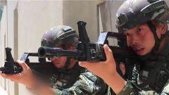 武警新疆總隊:特戰小隊戰術演練 解救人質一氣呵成