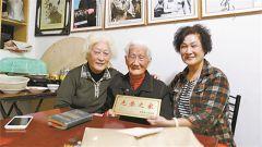 """93歲民兵李秀英吐心聲:""""對黨忠誠,此生不渝"""""""