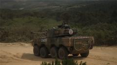 陸軍第73集團軍:合成營進攻戰斗 自主協同精準打擊