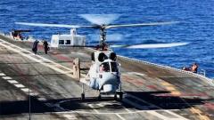 """改裝甲板提高戰力 """"維克拉馬蒂亞""""號30分鐘內可起飛全部米格-29K"""