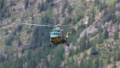 新疆軍區:直升機保障季節性哨所已成常態