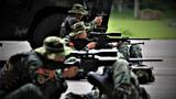 小组狙击训练