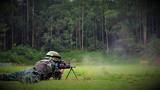 轻武器对集团目标射击训练
