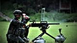 榴弹发射器实弹射击训练
