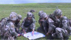 西部戰區某旅:課堂設在演兵場  教育緊貼戰斗力