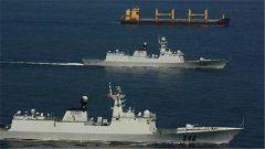 第三十二批護航編隊西安艦抵達法國開展軍事交流