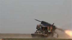 陸軍第78集團軍某合成旅:跨晝夜實彈演練 檢驗機動作戰能力