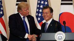 """李莉:特朗普访韩借驻韩美军问题逼迫韩国涨""""保护费"""""""