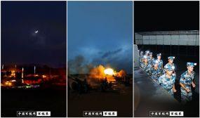 【军视界】夜幕降临,来看军营别样的风景