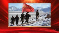 """海拔5418米上的坚守 每一名战士都是一座""""行走的界碑"""""""
