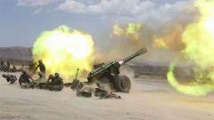 【第一军视】大漠炮火怒吼 装上它榴弹炮打出导弹效果