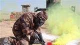 核生化来袭,检验官兵特情处置能力。