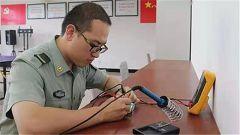 """""""技術控""""楊滿:從大學生士兵到提干學員"""
