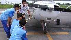 海军青少年航校学员飞行训练在4省市同步展开