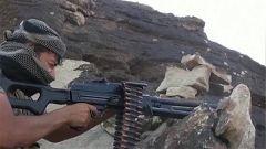 胡塞武装与也门政府武装力量激战
