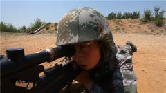 4000發子彈過后 她的狙擊夢才剛剛開始