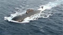 俄核动力深潜器着火时在执行什么任务?李莉:新武器试验
