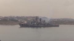 俄否认俄方军舰闯入多国联合军演区域