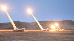 高原实弹战术演习  远程精确火力打击