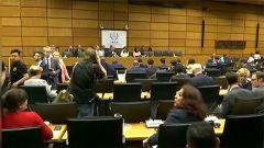【国际原子能机构理事会特别会议】与会国普遍呼吁维护伊核协议