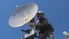 西部战区陆军某旅:要素融合 提升信息保障硬功