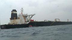 伊朗:哈梅内伊谴责英国扣押油轮行为