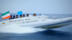 伊朗革命卫队武装船扣押英国油轮?李绍先:不符合事实