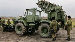 俄两种遥控布雷车将装备工兵部队