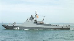 俄罗斯22160型巡逻舰接连入役