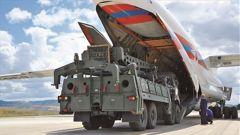 """S-400运抵土耳其,美或""""象征性制裁"""""""