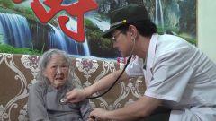 軍隊醫院深入廣西革命老區幫扶義診