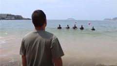 从20几秒到超过2分钟 特战新兵找到规律顺利完成憋气训练
