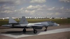 蘇-57戰斗機:高空高速和超機動作戰能力突出