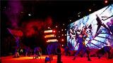 """7月26日晚,为庆祝中国人民解放军建军92周年,武警山西总队长治支队与中国建设银行长治分行联手举办了""""不忘初心使命,担当强军重任""""主题文艺晚会。"""