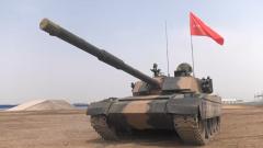 脫胎換骨!火力加強版59式坦克來襲