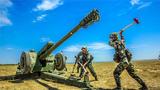 炮班协同设置火炮
