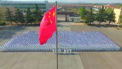 【第一军视】向国旗敬礼!军人用行动诠释使命担当
