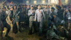 军视时评|那两次起义,耸立起人民军队的两位缔造者