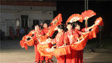 板烂村村民表演舞蹈《欢聚一堂》