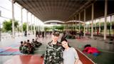 王荣坤与妻子杨菊叶