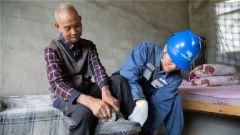 退伍軍人羅元二:義務幫老人繳電費七年