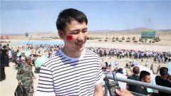 【軍視v話】有朋自遠方來!為你搖旗吶喊!中國軍人加油!
